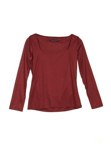 Stiltown Bluz Kırmızı